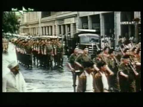 I colori di un impero 10-18 Kenya,Kenyattha,Mau-Mau,Kikuyu&EsercitoBritannico