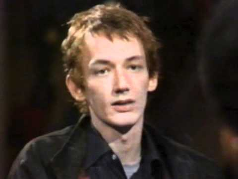 Public Image Ltd.- Interview With JJ Jackson (MTV 1982) 2nd Part