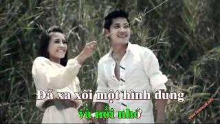 Trái tim của gió - karaoke ( dual )