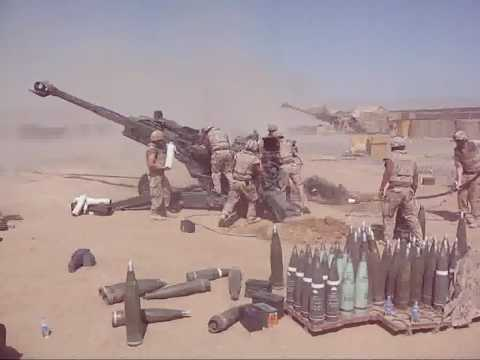 M107 projectile - YouTube