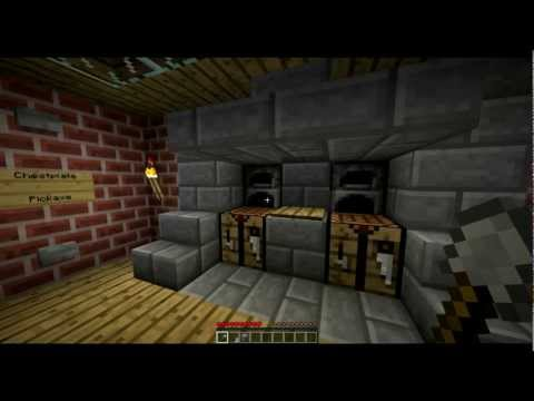 MineCraft (DM) - Fully automatic tool & armor Finder / Helper