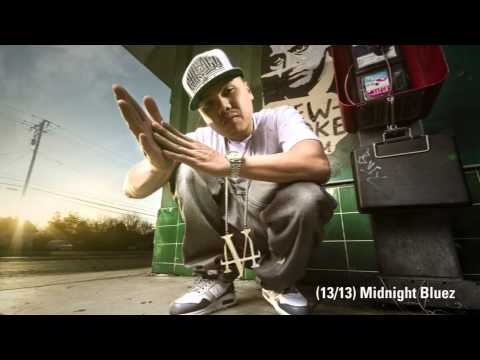 Midnight Bluez - Thai ft. Steve Knight [Track 13 of 13]