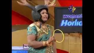 Star Mahila 24-02-2015 ( Feb-24) E TV Show, Telugu Star Mahila 24-February-2015 Etv