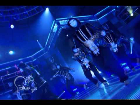 Jabbawockeez Featured on Disney's Shake It Up