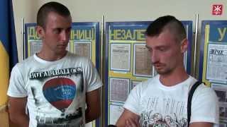 Военные 30-й ОМБ готовы защищать Украину с оружием в руках