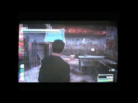Deadly Premonition Gameplay
