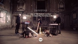 """Watch Darkstar - """"A Day's Pay For A Day's Work"""" (Video)"""