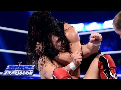 Daniel Bryan vs. Roman Reigns: SmackDown, May 31, 2013