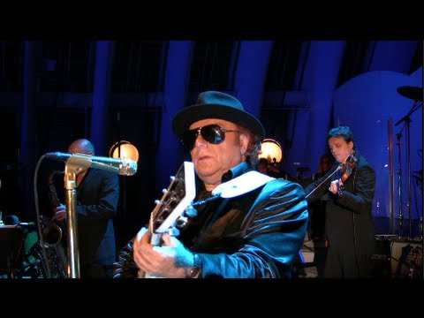 Van Morrison - Listen To The Lion / The Lion Speaks (live at the Hollywood Bowl, 2008)