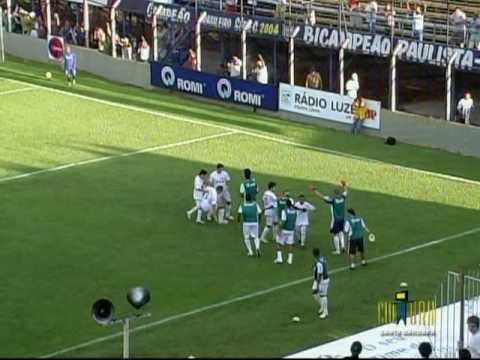 União Barbarense 4x0 América - Paulista A2 2010