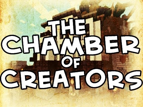 Minecraft |  The Chamber of Creators w/ Zeroyal and Gassy | Ep.6