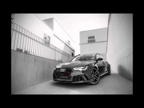 Audi RS6 Avant.. vor meiner Nase..