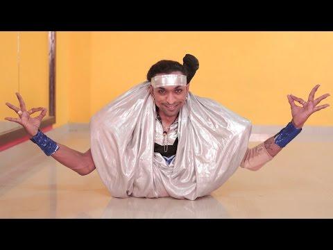 فيديو : معاق يصبح مدرس رقص مشهور في الهند .. !؟