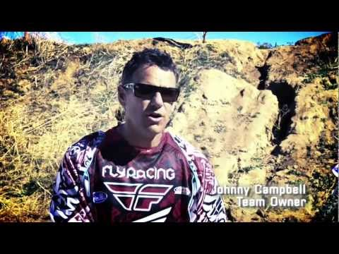 JCR Honda 2012 Photo Shoot Video