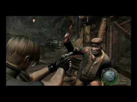 GameSpot Classic - Resident Evil 4 Review (GameCube)