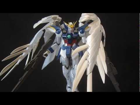 MG Wing Zero EW Pearl Gloss (Part 4: MS) Wing Gundam Zero Custom Endless Waltz gunpla
