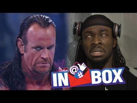 "What so intimidating about The Undertaker?  - ""WWE Inbox"" - Episode 49"