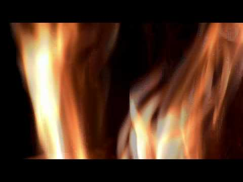 Fire and Flames Closeup - Free HD Royalty Stock Footage