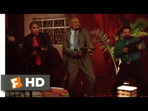 Stiletto (5/10) Movie CLIP - Restaurant Rampage (2008) HD
