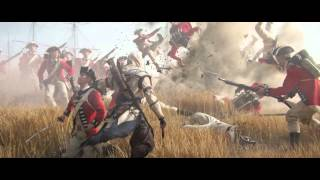 Assassins Creed III E3 2012 Trailer - EN