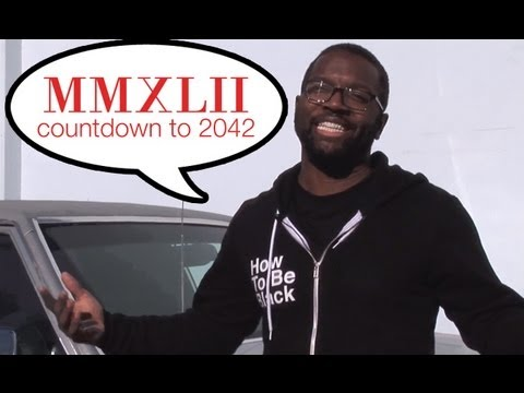 Countdown to 2042 w/ BARATUNDE THURSTON