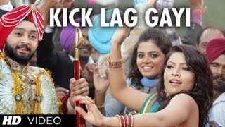 Kick Lag Gayi Full HD Song from Bittoo Boss