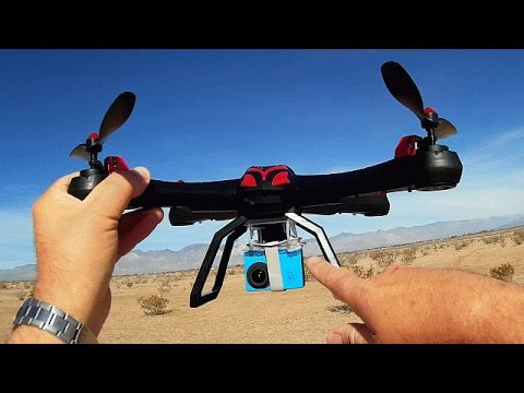 Sky Vampire Altitude Hold Drone: Can it lift a GoPro?