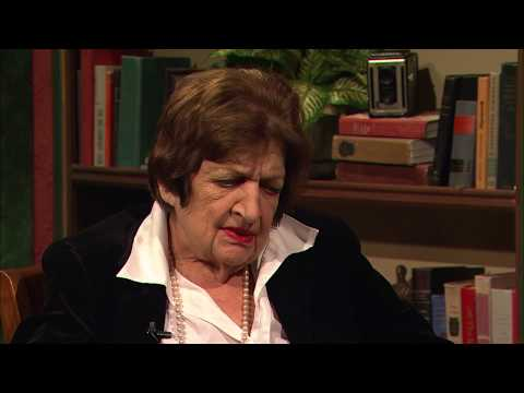 I Remember | Program | #1309 -- Helen Thomas (Part 1)