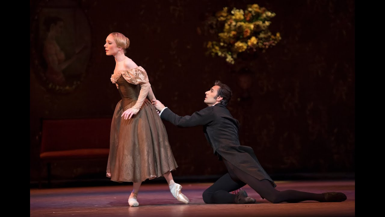 Sarah Lamb on dancing Onegin (The Royal Ballet)