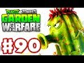 Plants vs. Zombies: Garden Warfare - Gameplay Walkthrough Part 90 - Power Cactus (Xbox One)