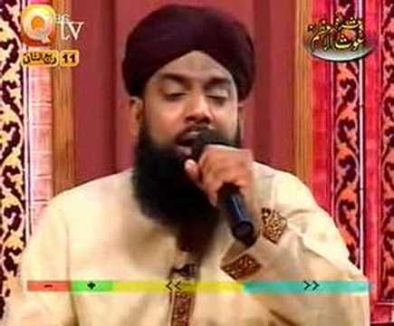 URDU NAAT(Ay Sabz Ghunbad Waly)IMRAN SHEIKH QADRI.BY  Naat E Habib