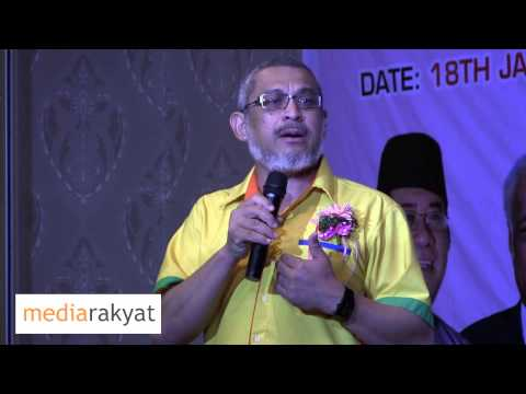 Khalid Samad: If You Want To Have A Better Malaysia, The Way Ahead Is Pakatan Rakyat