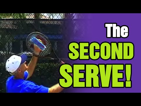 You're Only As Good As Your Second Serve - With Tom Avery