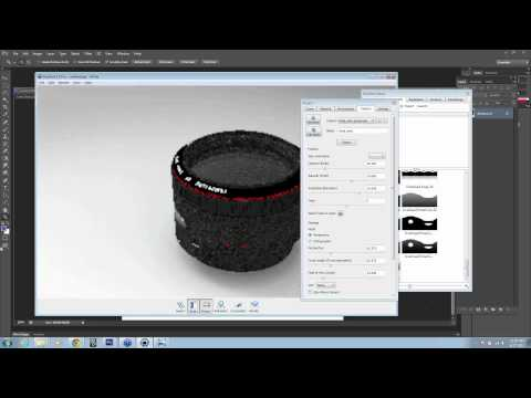 Novedge Webinar #49: Creating Images for Marketing from 3D Data using KeyShot