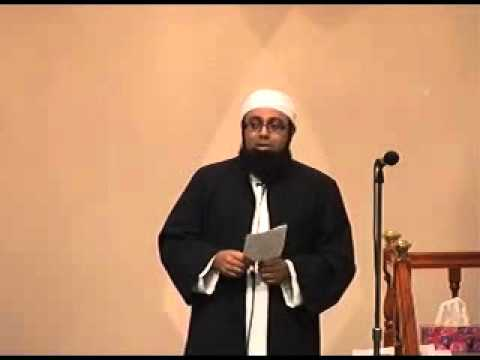 Sh.Yusuf Badat - Blessings in Our Gatherings & Functions [June 1, 2012]