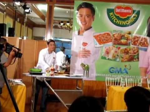 Chef Dino Ferrari's Cooking Demo