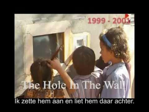 Sugata Mitra's new experiment: Zelf lerende kinderen (Ned. ondertitels)