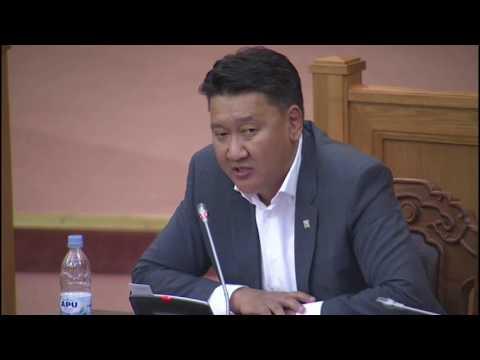 Б.Жавхлан: Монголбанкны ерөнхийлөгчийн үзэгний үзүүр дээр ард түмний амьдрал тогтдог