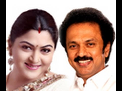 Stalin and Kushboo was arrested and Released