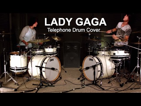 Ricky - LADY GAGA - TELEPHONE ft. Beyonce- (Drum Cover)