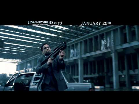 UNDERWORLD AWAKENING 3D - Vengeance Returns on 1.20.12