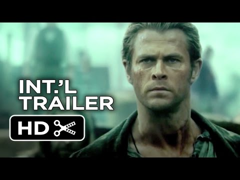 Watch..In The Heart Of The Sea Official International Teaser Trailer (2015) - Chris Hemsworth Movie HD
