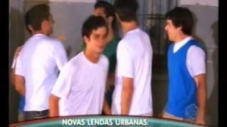 Novas Lendas Urbanas - A Loira da Internet - parte II.wmv view on youtube.com tube online.