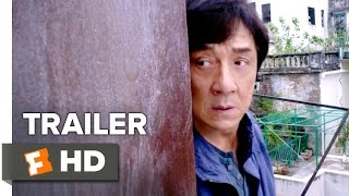 Skiptrace Official Trailer 1 (2016) - Jackie Chan Movie