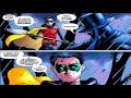 """Фрагмент с средины видео - BATMAN Vs ROBIN (ANTES DEL BAT-METAL) """"AQUÍ INICIA EL REGRESO DE BRUCE WAYNE"""" @SoyComicsTj"""