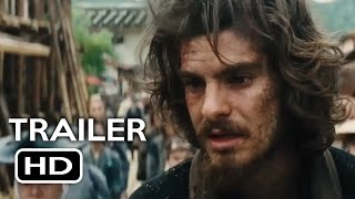 Silence Official Trailer #1 (2017) Andrew Garfield, Liam Neeson Drama Movie HD