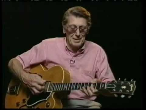 Guitar Lessons & Techniques - Hot Licks - Jazz - Tal Farlow .mpg
