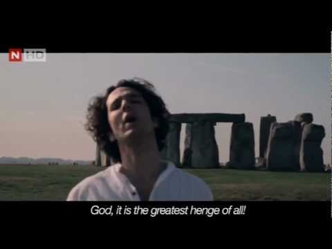 Stonehenge -Ylvis [OFFICIAL MUSIC VIDEO] [FULL HD] [3D]