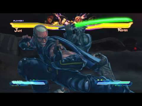 Street Fighter X Tekken - Cross Assault Theme (Tekken)