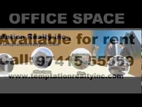 Fine furnished office space for rent in Bangalore call 9741555559.